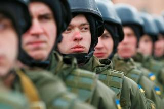 Как оказалось, почти все призывники Киева «косят» от армии