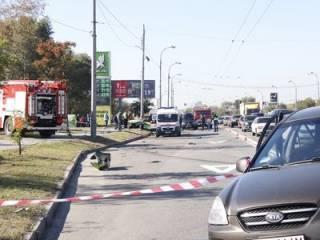 Жуткая авария в Киеве оборвала жизнь молоденьких девушек