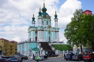 Порошенко отдаст Константинопольскому патриарху безвозмездно, то есть – даром, знаменитую киевскую Андреевскую церковь