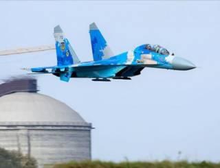 В ВС ВСУ допускают, что пилот разбившегося под Винницей истребителя увел его от домов местных жителей