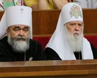 Автокефалии еще нет, а главы УПЦ КП и УАПЦ уже грызут друг-другу глотки