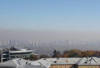 Смог в Киеве: жителей столицы попытались успокоить