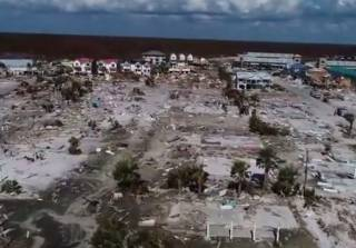 Ураган Майкл унес уже десятки жизней в США: видео разрушений