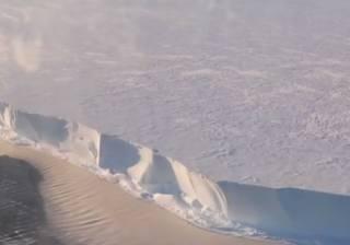 «Как игра на флейте»: ученые записали таяние льдов в Антарктиде