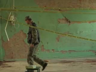 В Сети появилось жуткое видео масштабов разрушений в керченском колледже