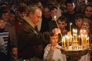 Путин верит в бога силы и возмездия, он - фундаменталист по типу ваххабитов, - эксперт