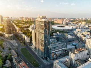Сегодня у киевлян есть шанс увидеть Киев с высоты птичьего полета и выиграть спортивный автомобиль