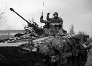 Украинский арсенал: БМП-2