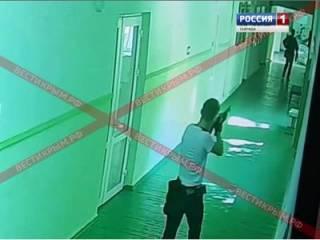 РосСМИ показали шокирующее видео бойни в Керчи (18+)