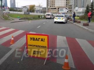 Возле Левобережной прямо на «зебре» задавили пешехода
