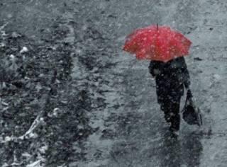 На Украину надвигается суровое похолодание: синоптики обещают снег