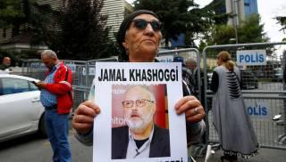 Названа причина смерти саудовского журналиста Хашогги