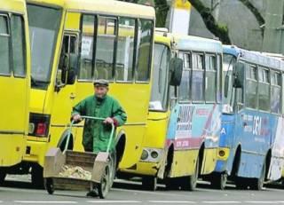 Киевлян пугают резким подорожанием маршруток