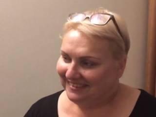 В сеть попало уникальное видео с актрисой «Дизель Шоу» Мариной Поплавской
