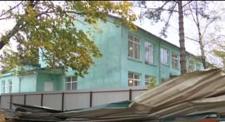 На Одесщине ураган сорвал крышу в детском саду. Благо, дети не успели выйти на прогулку