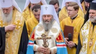 Некоторые люди в Украине пытаются подчинить себе Бога, - глава УПЦ Онуфрий