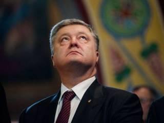 Как оказалось, за текущий год Порошенко умудрился заработать столько, что весь 2017-й «нервно курит в сторонке»