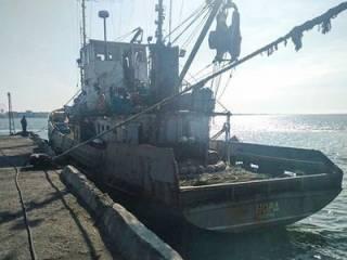 Украина отпустила рыбаков «Норда» домой в Крым. Но не всех