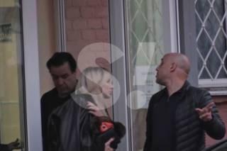 Фронтмен Rammstein бросил все, чтобы проведать больную Лободу