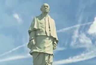 В Индии открыли 182-метровый монумент – это как две статуи Свободы