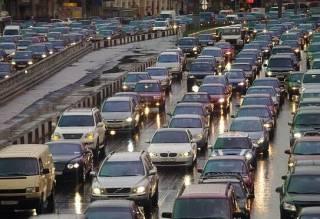 Когда в Киеве исчезнут пробки. Дайджест за 31 октября 2018 года