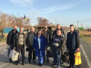 Украинских моряков удалось вернуть домой благодаря содействию Карпачевой