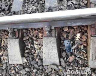 Под Киевом поезд насмерть сбил юношу