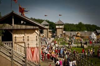 Не пропустите шоу-выставку «Мир лошадей» в «Парке Киевская Русь»