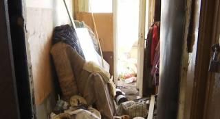 Во Львове старушка неделю прятала труп мужа за шкафом
