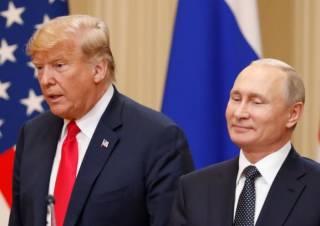 На сайте Белого дома начали продавать монеты в честь финской встречи Трампа и Путина. Не обошлось без приколов