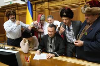 Поцелуй в ж*пу нас... Украинские депутаты написали оскорбительное письмо «кремлевскому султану»