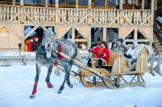 Новогодние и Рождественские праздники-2019 с размахом можно будет провести в Княжестве Киевская Русь. Уже есть план мероприятий