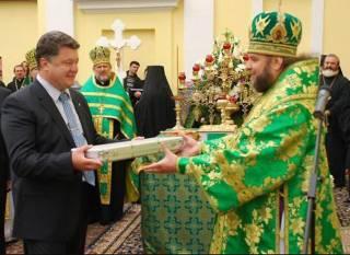 Автокефальную церковь в Украине может возглавить перебежчик Симеон
