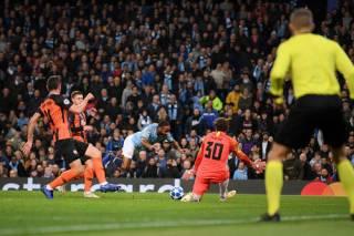 Лига чемпионов: «Шахтер» потерпел унизительное поражение в Манчестере