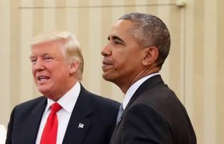Трамп заявил, что Крым Путину сдал Обама