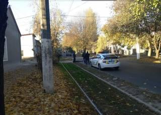 В Одессе полицейские застрелили мужчину с топором, которого подозревали в убийстве