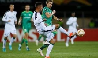 Лига Европы: «Ворскла» без особых шансов проиграла дома «Карабаху»