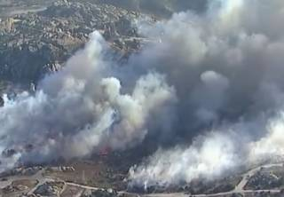Калифорнию охватил гигантский лесной пожар – сообщается о первых жертвах
