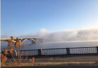 В Киеве из-за тумана не смогли взлететь самолеты