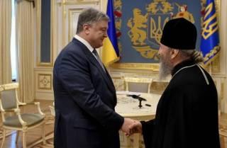 Православные епископы готовят срочную встречу с Порошенко