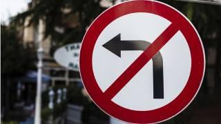 В Украине решили отменить левый поворот на скоростных трассах