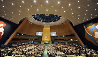 В ООН осудили «выборы» в ОРДЛО