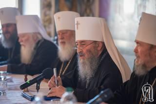 Украинская Православная Церковь разрывает контакты с Варфоломеем и отказывается от автокефалии, - заявление Собора УПЦ