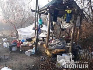 Под Киевом малолетки насмерть забили бомжа