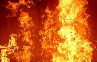 В Запорожской области от дыма в пожаре задохнулись дети