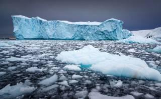Исследователи нашли подо льдами Антарктики следы древних континентов