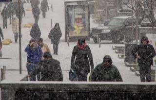 Из-за резкого похолодания в Киеве уже госпитализируют людей