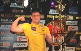 В ДТП погиб многократный украинский чемпион мира и Европы по армрестлингу