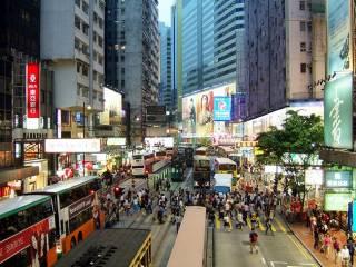Названа десятка самых дорогих улиц мира