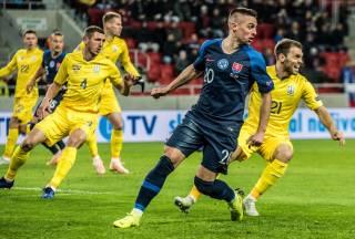Словакия–Украина: задача-то все равно выполнена